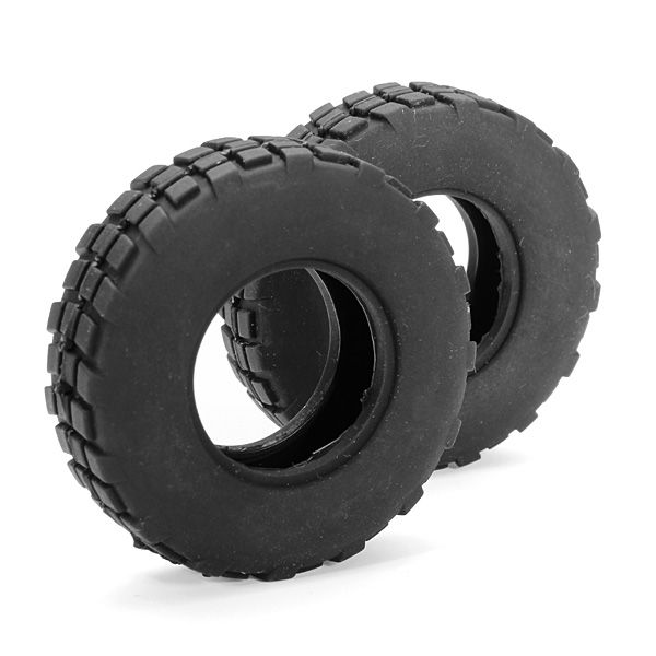 $7.16 (Buy here: https://alitems.com/g/1e8d114494ebda23ff8b16525dc3e8/?i=5&ulp=https%3A%2F%2Fwww.aliexpress.com%2Fitem%2FHot-Sale-High-Quality-Mud-Plugger-Tyre-2Pcs-For-1-18-1-24-RC-Off-road%2F32661311430.html ) Hot Sale High Quality Mud Plugger Tyre 2Pcs For 1/18 1/24 RC Off-road Truck for just $7.16