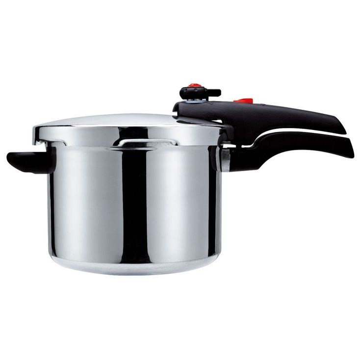 Prestige Pressure Cooker 5L Canner Aluminium Pot for Gas Radiant Ring Induction