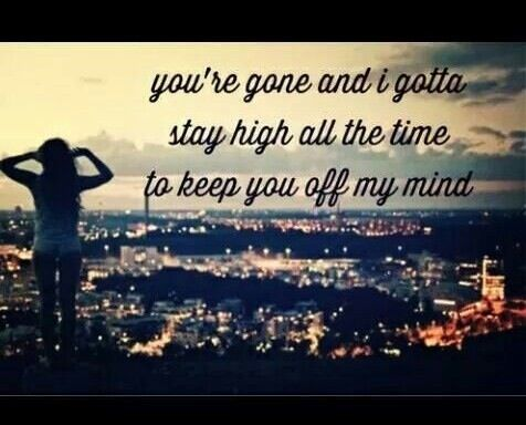 Stay high - tove lo ...<3