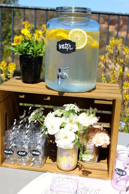 daisy dreaming drews pretty picnic party - Outdoor Party Decoration Ideas