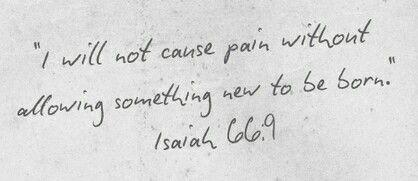 Isaiah 66:9