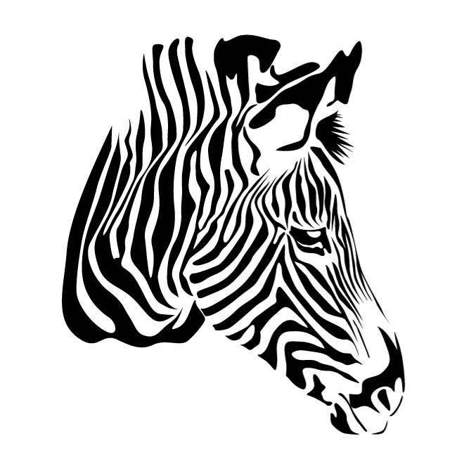 векторные черно белые картинки животных них
