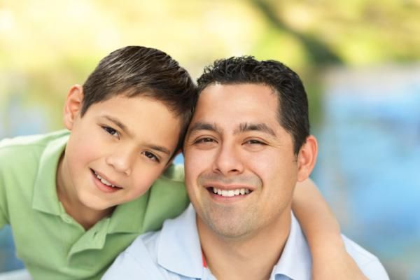 Father's Day celebrates the contribution that fathers and father figures make to the lives of their children.