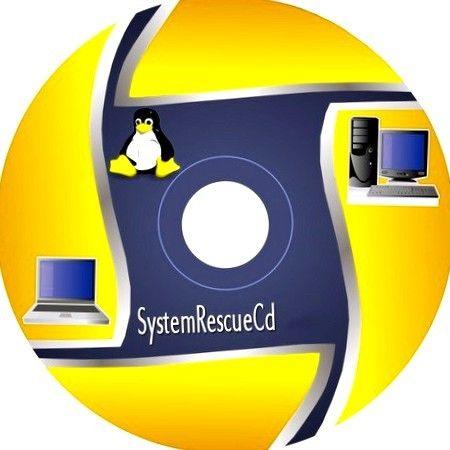 SystemRescueCD 5 1 2 Final NoV