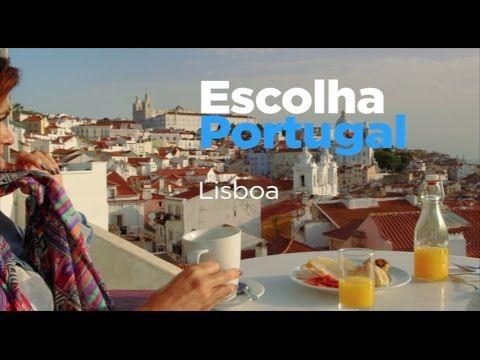 Escolha Portugal - Região de Lisboa / Choose Portugal - Lisbon Region (SIC) 2014/15   Lisboa, a capital, é também polo duma região multifacetada com uma extensa frente ribeirinha e abundante riqueza natural. Tanto a norte como o a sul da capital, a grande variedade de paisagens e património fica sempre a curta distância. Com praias, parques naturais, percursos culturais e alojamento para todos os gostos, é difícil escapar à região de Lisboa numa visita a Portugal.   Lisbon is Portugal's…