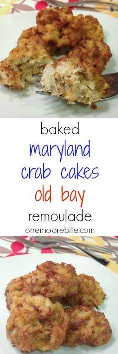 Best Maryland Crab Cake Recipe Baked
