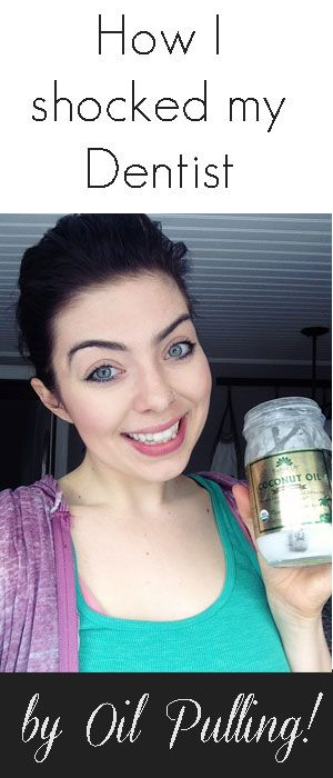 I started oil pulling and my teeth have been cleaner and whiter than ever! Don't miss out on this simple and effective oral cleansing technique.