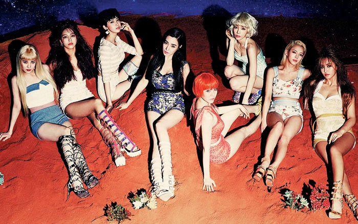 Billboard Lists Girls Generation in Top 10 K pop Girl Groups   Koogle TV