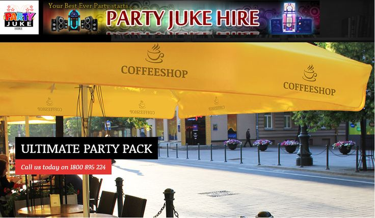Party Jukebox event and party hire Brisbane  bring together top quality productions that will impress your guests.  Bob's Hire can supply all your event & party hire needs for corporate promotions For More Information Visit: -  http://partyjukehire.com.au/ultimate-party-pack/#