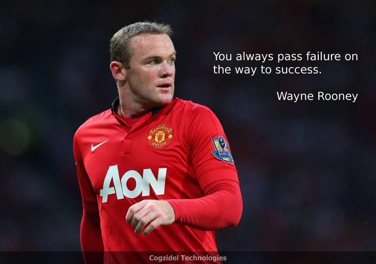 Wayne Rooney Quotes Tumblr