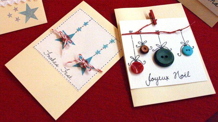 Weihnachtskarten (Quelle: SWR)