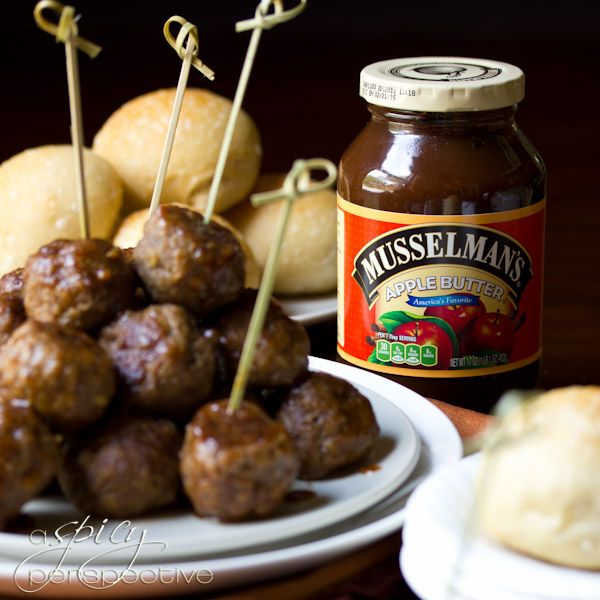 Recipe, Apples Swedish, Swedish Meatballs, Apples Butter, Meatballs ...