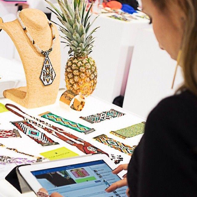 It's #Amazonamonday!! Head designer and founder Ana Maria goes inspiration hunting when she's feeling de-motivated! Show u...