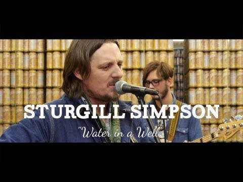 """Sturgill Simpson - """"You Can Have The Crown / Some Days"""" (Live at Sun King Brewery) - YouTube"""