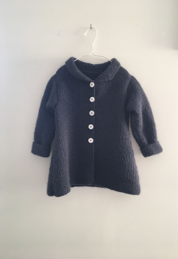 Old fashion coat for little girls