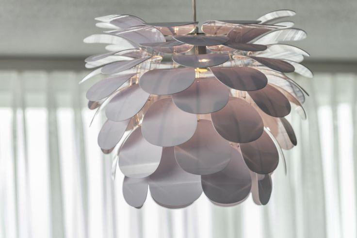 Lamp in the room of the Best Western Hotle Frankfurt Airport Neu-Isenburg!