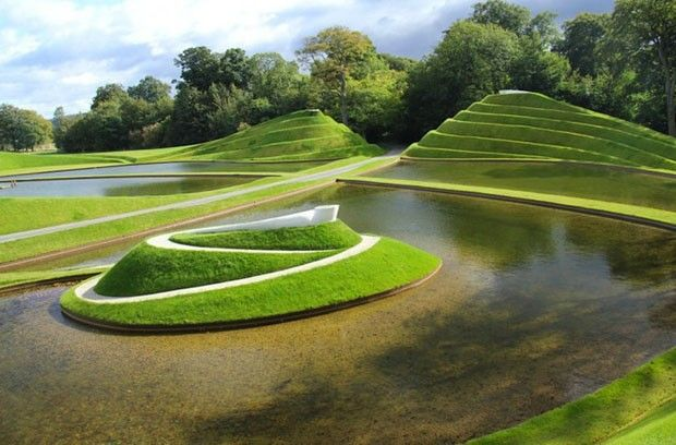 33 Best Images About The Garden Of Cosmic Speculation On