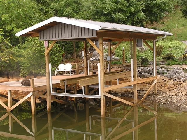 145 Best Images About Boat Lifts Docks Amp Bulkheads On