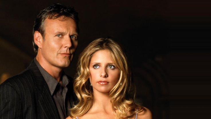 Buffy - Im Bann der Dämonen mit Sarah Michelle Gellar und Anthony Head | Giles and Buffy