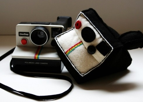 Having a Polaroid camera would be amazing because all fashion designers use them to have pictures of their clothing on the models that looks best with there outfit.