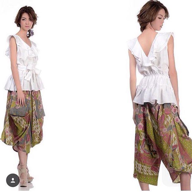 By : Listy.Rukmi.Batik