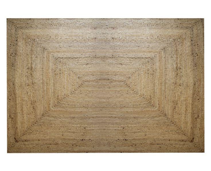 Bleach Hemp Braided Rug - Carpets   Weylandts South Africa