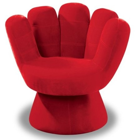 Looking for the most ridiculous red room decor for kids to teens? Need something ultra modern & hip even the kids will like? Choose form outrageous red piggy banks, red chairs, & red lamps to die for! This fun collection of bedroom decor is sure to make your kids room stand out & feel personal.