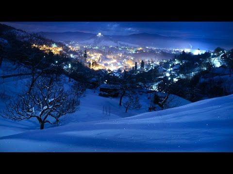 Winter day in Banská Štiavnica -Ultra HD, 4K - YouTube