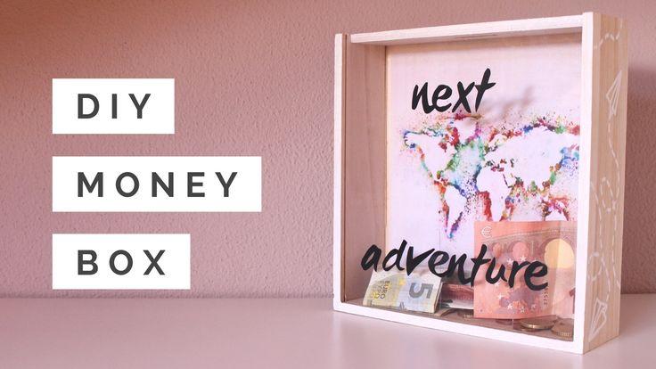 DIY - Money box