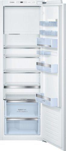 Bosch KIL82AD40 Serie 6 Kühlschrank / A+++ / 177,2 cm Höhe / 141 kWh/Jahr / Lagerzeit bei Störung: 22 Stunden / Türanschlag rechts, wechselbar/ Fest montiert