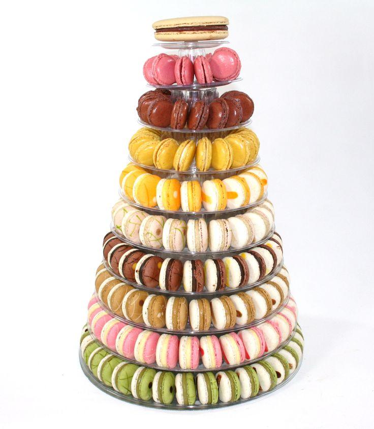 Macarons Turm