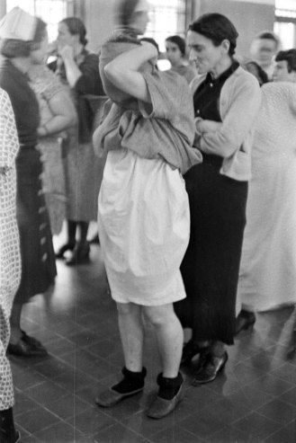 Not published in LIFE. Pilgrim State Hospital, Brentwood, NY, 1938.