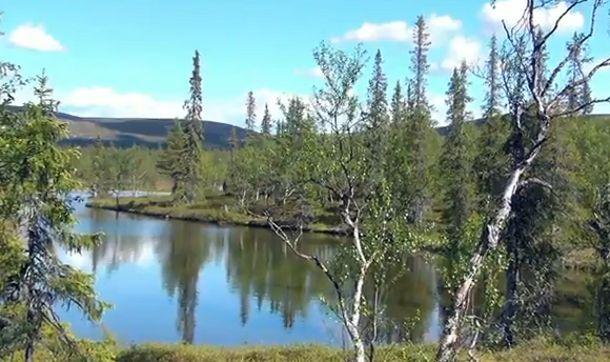 Urho Kekkosen kansallispuisto täytti tänä vuonna 30 vuotta. Jos ei puistossa ole vielä käynyt, kannattaa ottaa hyvä asento ja lähteä erakkovaeltajan mukaan kansallispuiston upeisiin maisemiin 30 minuutiksi.  Videolla voi aistia ihanan kiireettömän tunnelman, nauttia luonnonäänistä, katsella upeita maisemia ja lukea Eino Leinon luontorunoja. Välillä keitetään nuotiolla keittoa ja syödään eväät kaikessa rauhassa (video 31:14).