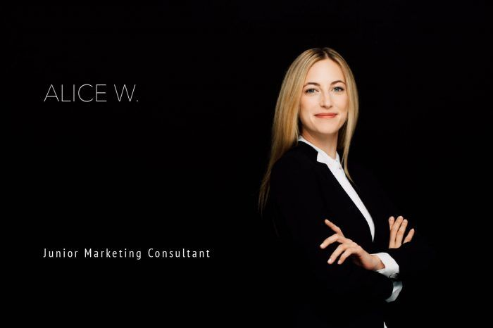 Alice Consulting Business Portrait Business Portraits Woman