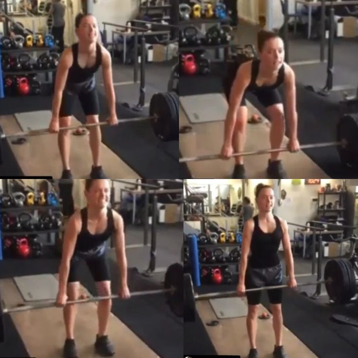 Daisy Ridley Workout 1