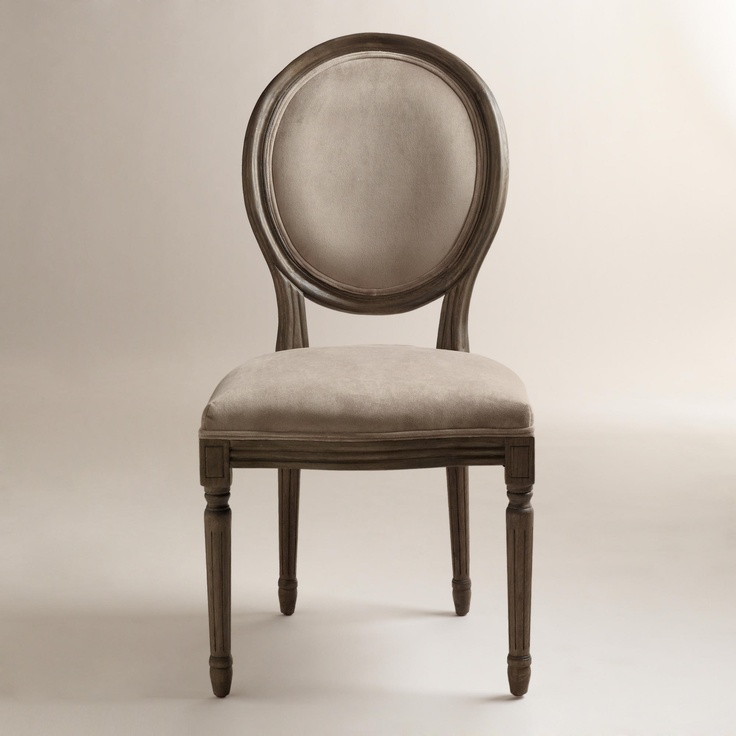 Cocoa Ella Side Chairs Set Of 2 World Market Clean Elegant