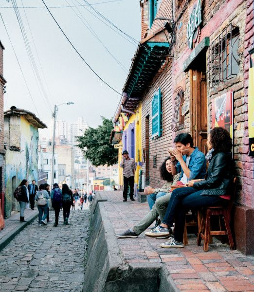 Take a Food- and Drink-Fueled Trip Through the Streets of Bogotá