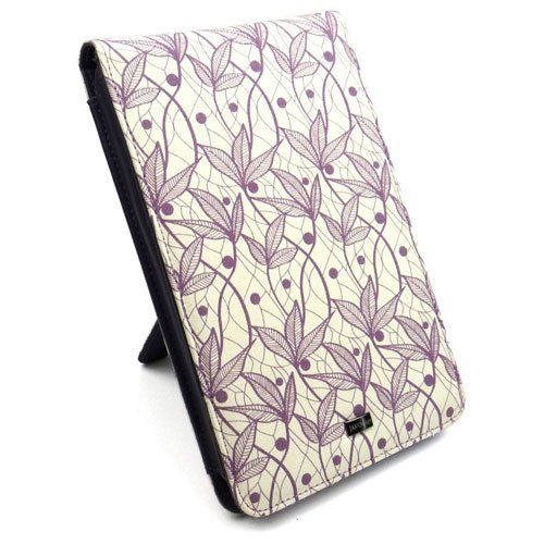 JAVOedge Flora Flip Case with Kick Stand for the Amazon Kindle Fire - Latest Generation by JAVOedge. Save 30 Off!. $29.99. Cover your Kindle Fire with a beautiful pattern composed of falling foliage with our Flora Flip Case. The Flip Case design with a built-in kickstand, allows for hands-free viewing of the Fire, and the soft interior protects the Fire without scratching the screen. The built-in frame along with an extra secure flap safely keeps the Fire inside the Case at all times...