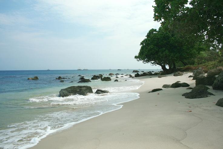 Tanjung Lesung Beach, Banten