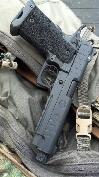 cool handgun