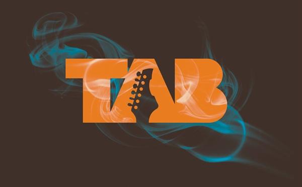 trey anastastio band logo. by @schaafdesign. I'm in love with branding!