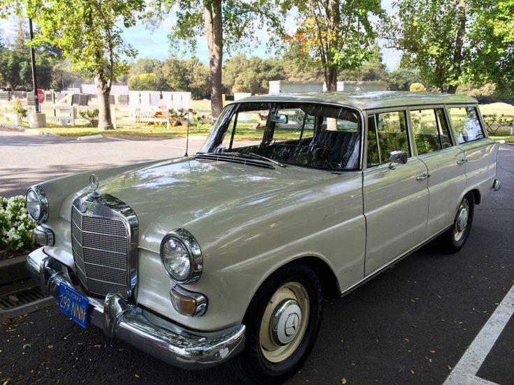 1966 Mercedes Benz 230 W110 Universal Front