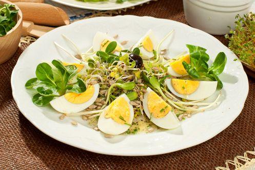 Potrawy z jajek – wielkanocne dania z jaj