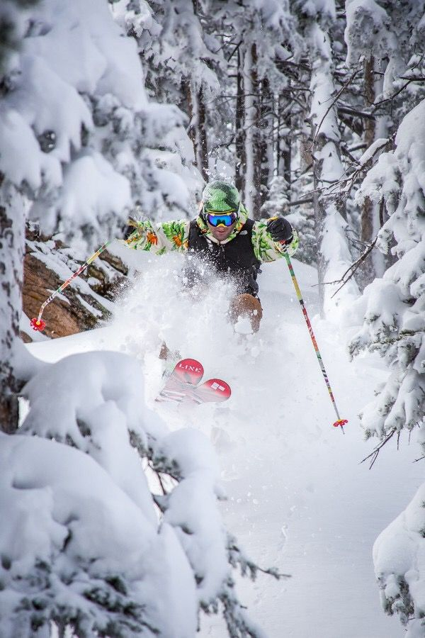 Off-Piste Skiing  #skiing  www.avacationrental4me.com