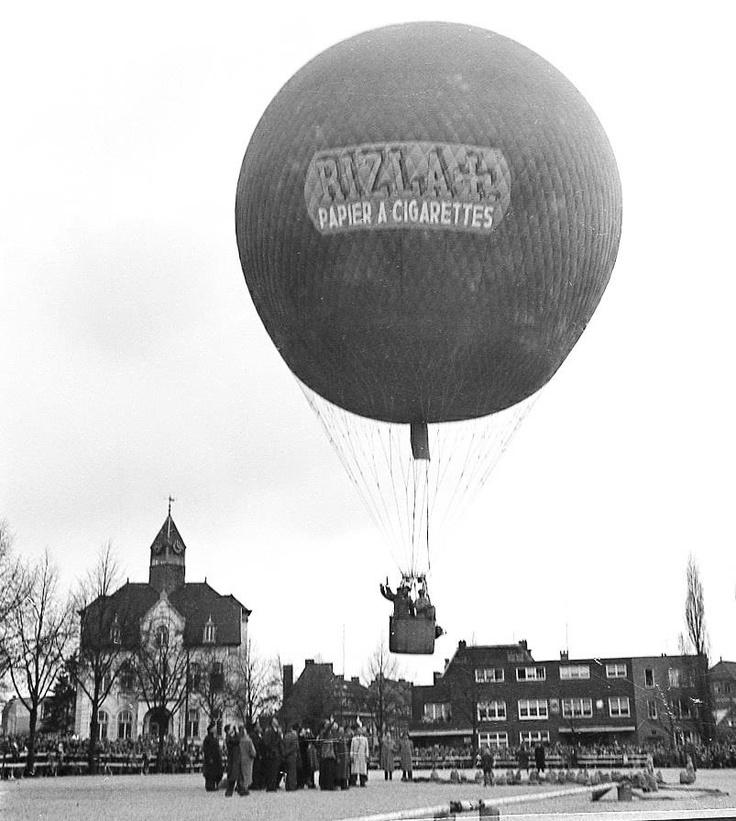 Gemeentehuis met Ballon
