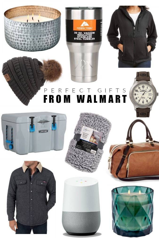 Are You Looking For Stylish Gifts Without Spending A Lot Of Money Walmart Has Some Great Options That Will Please Everyone On Your List