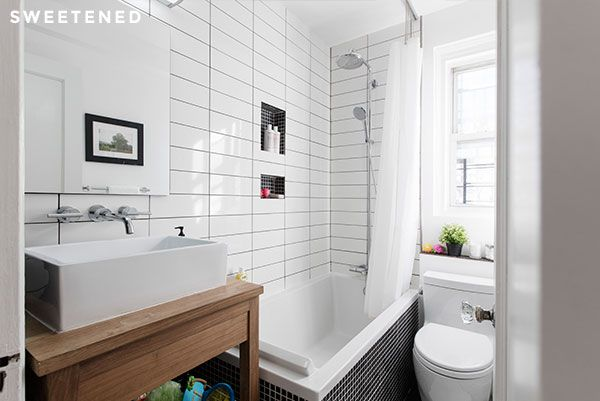 1000 Images About Apartment Small Bathroom Ideas On Pinterest