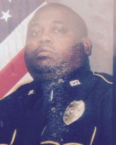 Always remember: Police Officer Shannon Brown, Fenton Police Department, Louisiana