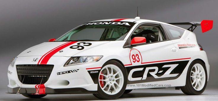 101 Modified Cars - Custom Modified Honda CRZ