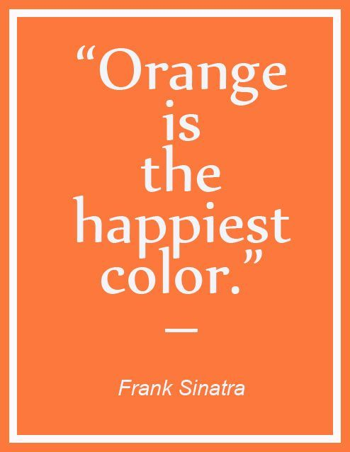 Orange By David Chronister | dcbydc